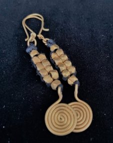 Dhokra Earrings