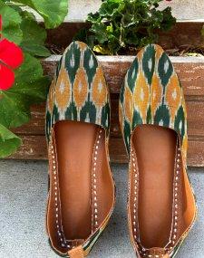 Ikat Shoes