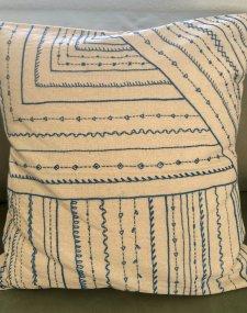 Kutch Embroidery Cushion