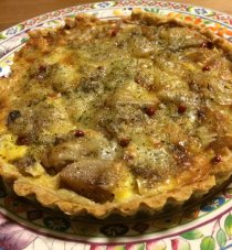 Potato Quiche | photo