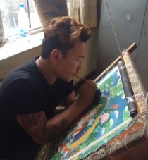 Thangka Painting | photo